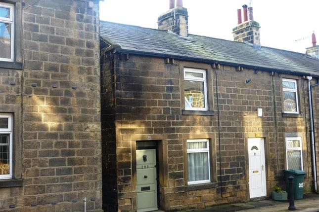 Thumbnail End terrace house to rent in West Terrace, Burley In Wharfedale, Ilkley