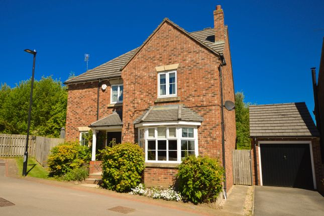 Thumbnail Detached house for sale in New School Road, Mosborough, Sheffield