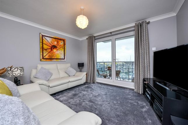 Thumbnail Flat for sale in Sovereign Court, Brighton Marina Village, Brighton
