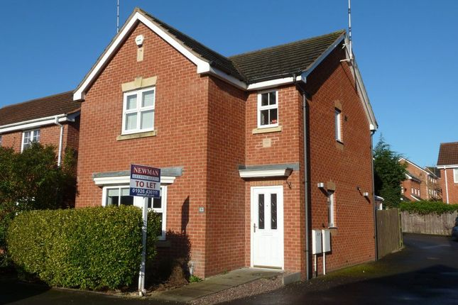 Thumbnail Detached house to rent in Leylands Way, Chase Meadow Square, Warwick