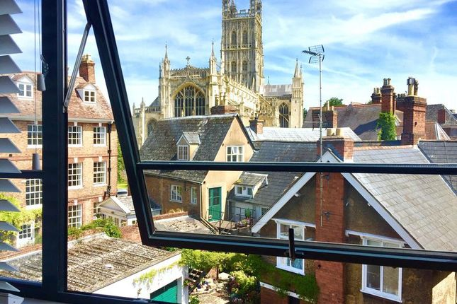 Thumbnail Flat for sale in Apt 10 Cathedral House, Gloucester