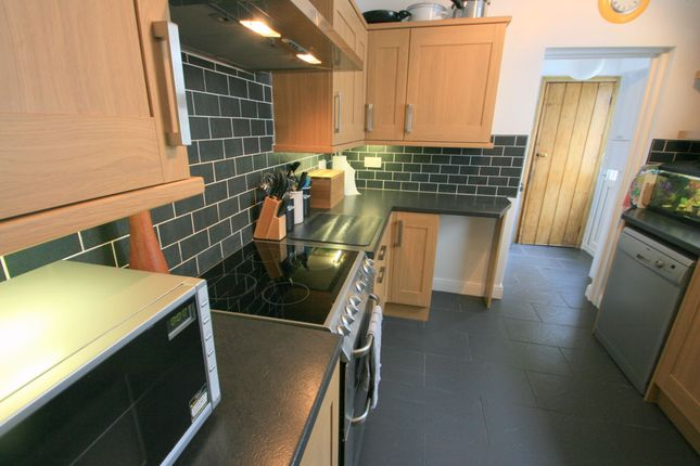 Thumbnail Terraced house to rent in Mendip Road, Windmill Hill, Bristol