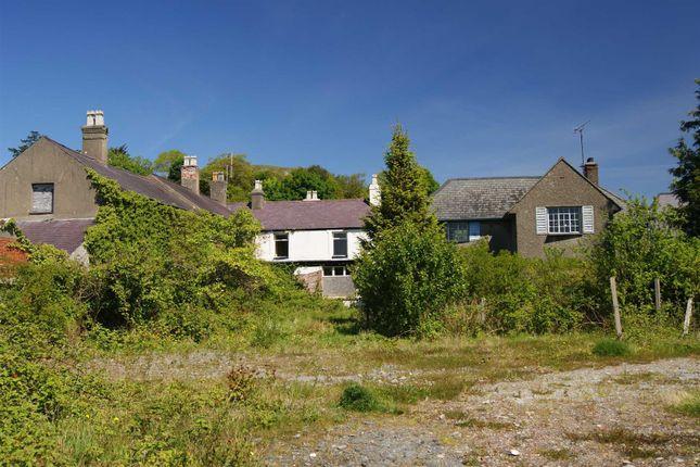Thumbnail Land for sale in Ala Road, Pwllheli