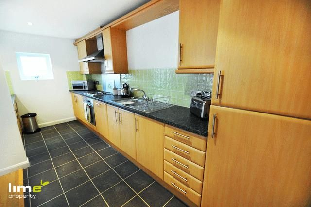 Thumbnail Flat to rent in Kingston Court, Jarratt Street, Hull