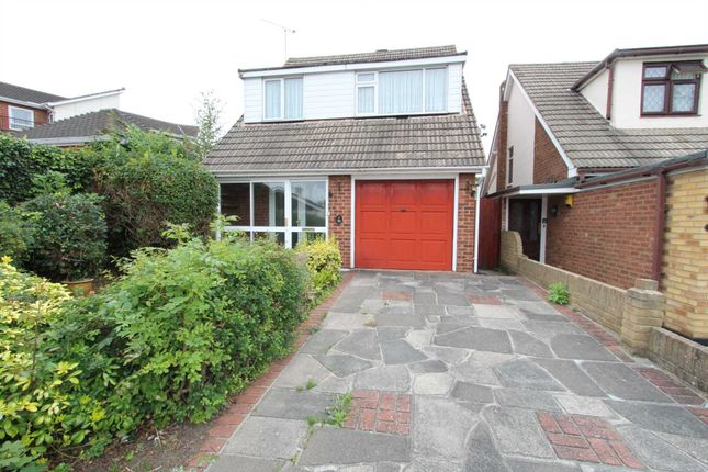Thumbnail Detached house for sale in Swans Green Close, Benfleet