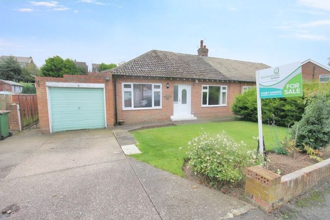 Thumbnail Bungalow for sale in Park Lane, Easington, Saltburn-By-The-Sea
