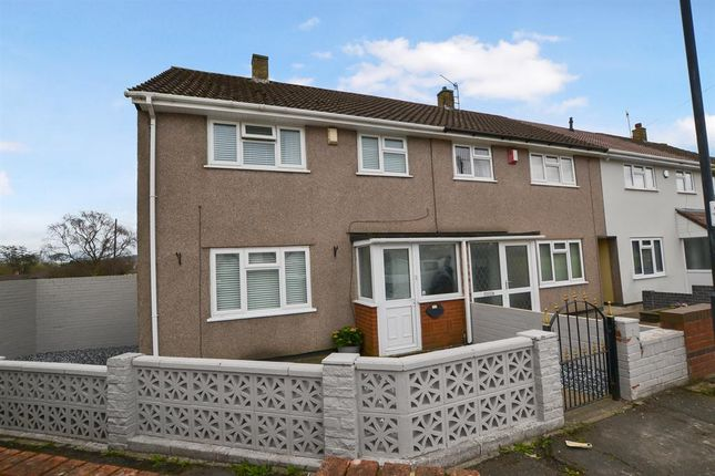Semi-detached house for sale in Highridge Green, Bristol