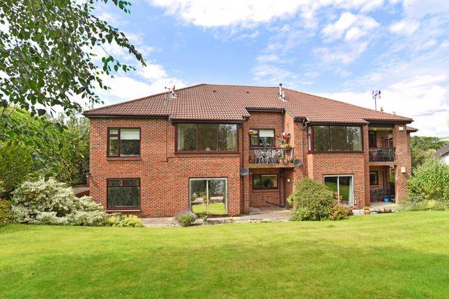 Thumbnail Flat for sale in Wheatlands Road East, Harrogate