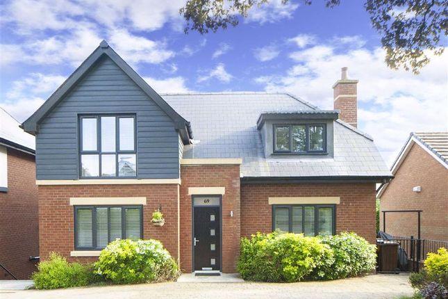 Thumbnail Detached house for sale in Egerton Court, Egerton Road, Ashton-On-Ribble, Preston