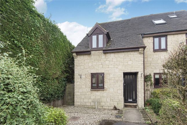 Thumbnail Terraced house for sale in New Road, Bampton, Oxfordshire