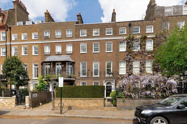 Thumbnail Terraced house for sale in Cheyne Walk & 4 Cheyne Mews, London