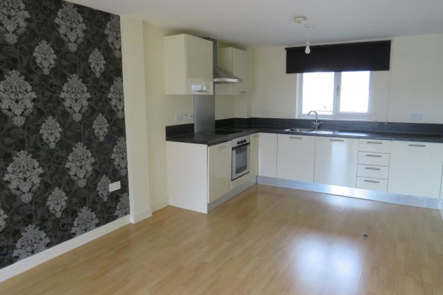 Thumbnail Flat to rent in Four Chimneys Crescent, Hampton Vale, Peterborough