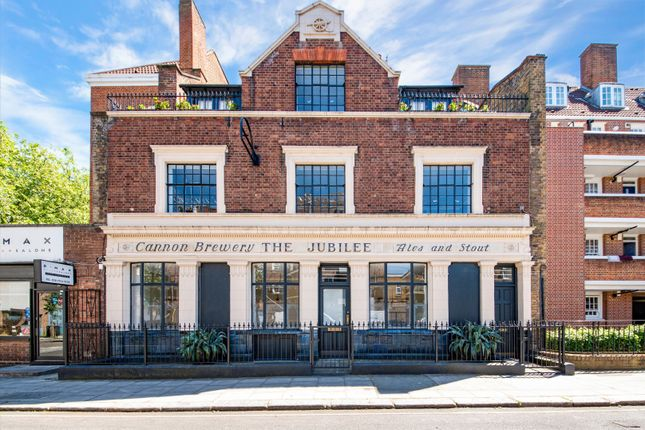 Thumbnail Property for sale in Polygon Road, London