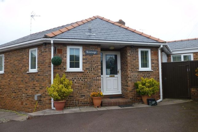 3 bed detached bungalow for sale in Cornerways, Hawarden Road, Caergwrle, Wrexham LL12