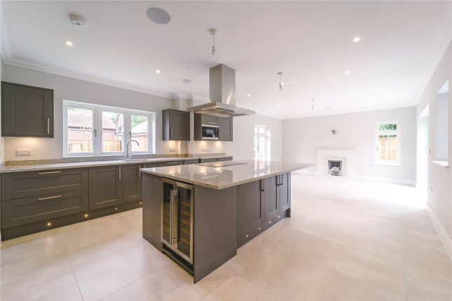 Kitchen 1 of Chantreyland, New Lane, Eversley Cross, Hampshire RG27