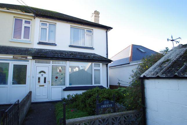 Thumbnail Semi-detached house for sale in Barton Lane, Braunton
