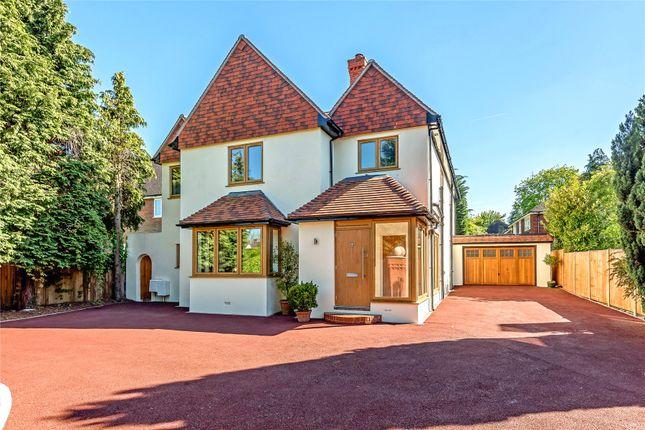 Thumbnail Detached house for sale in Croydon Road, Keston