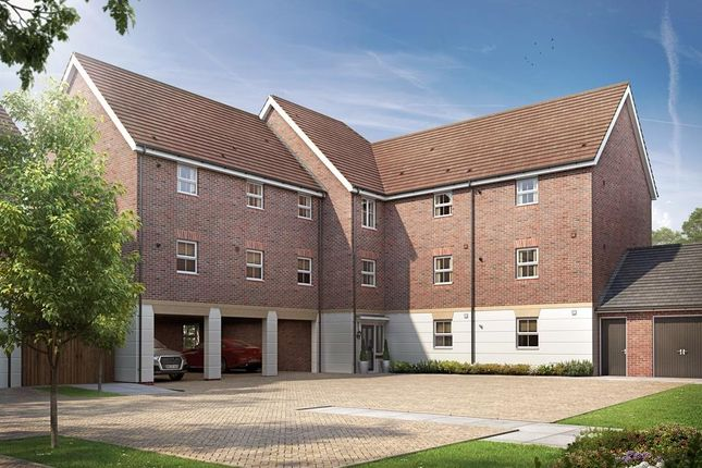 "2 bed flat for sale in ""Saxon House 1"" at Hutton Close, Newbury RG14"