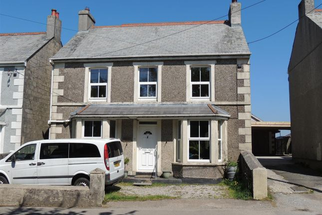 Thumbnail Detached house for sale in Trezaise Road, Roche, St. Austell
