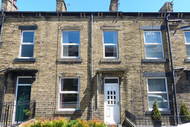 Thumbnail Terraced house to rent in Britannia Terrace, Cleckheaton, West Yorkshire
