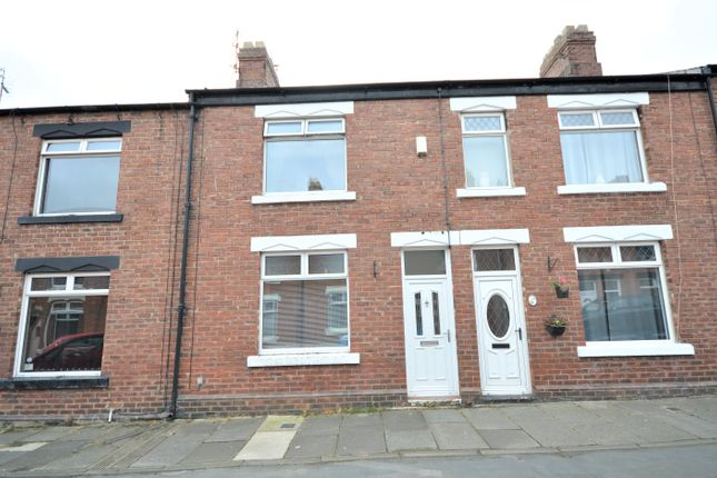 Thumbnail Terraced house for sale in Woodlands Road, Bishop Auckland