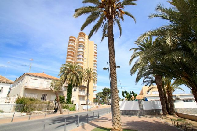 Thumbnail Apartment for sale in Paseo Colón, Santiago De La Ribera, Murcia, Spain
