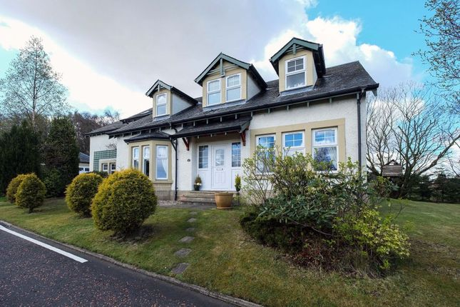 Thumbnail Detached house for sale in 10 Newlands, Kirknewton
