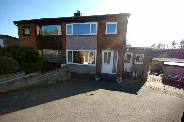 Thumbnail Semi-detached house to rent in 16 Romany Way, Appleby-In-Westmorland, Cumbria