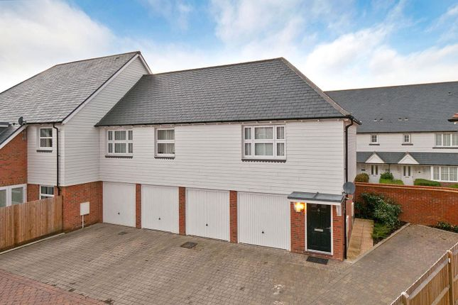 Thumbnail Flat for sale in Clarence Way, Kings Hill, West Malling