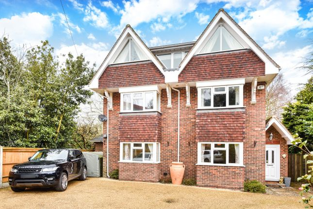 Thumbnail Detached house for sale in Heath Road, Petersfield