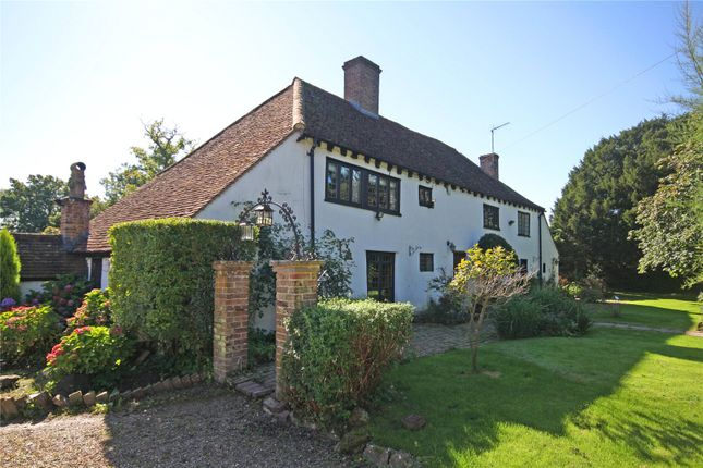 Thumbnail Detached house for sale in The Square, Newchapel Road, Lingfield