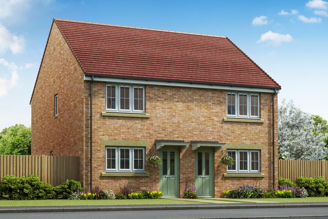 "Thumbnail Property for sale in ""Lawton"" at Woodfield Way, Balby, Doncaster"