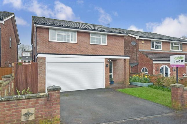 Thumbnail Detached house for sale in Widley Gardens, Waterlooville, Hampshire