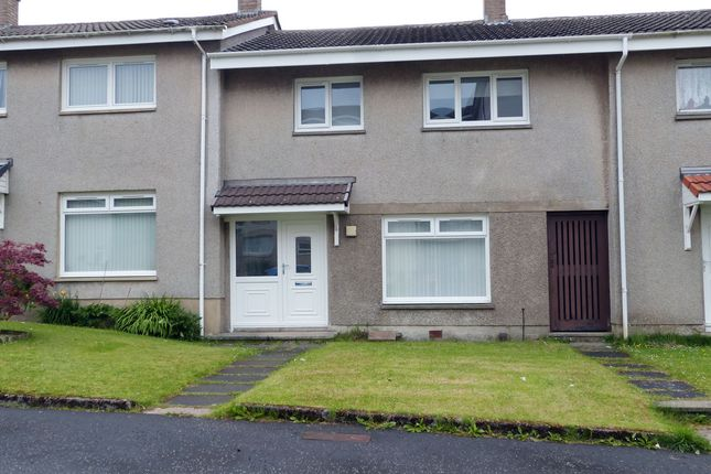 Thumbnail Terraced house for sale in Sydney Drive, Westwood, East Kilbride