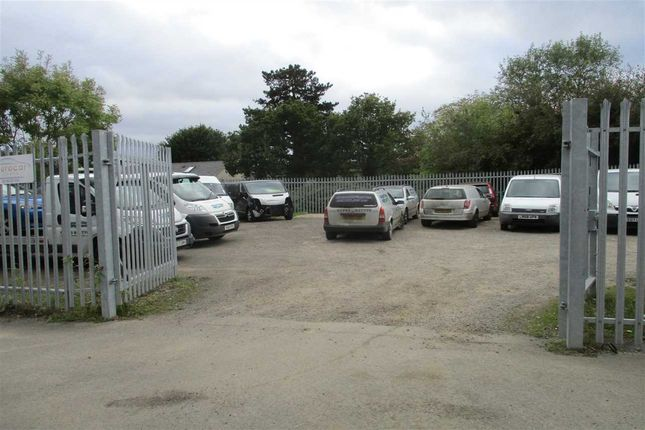 Thumbnail Industrial for sale in West End Road, Stratton, Swindon