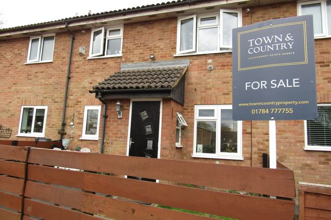 Thumbnail Terraced house for sale in Meadowbrook Close, Colnbrook