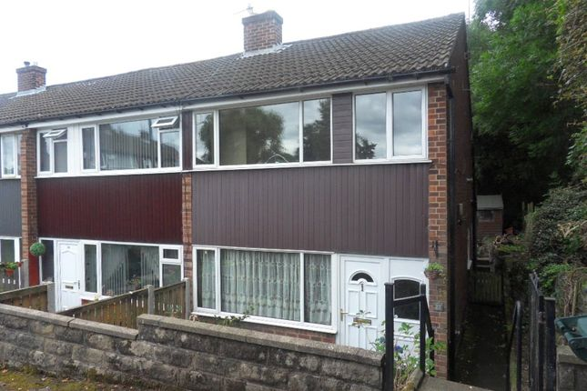Thumbnail End terrace house to rent in Rose Bank Street, Batley, West Yorkshire