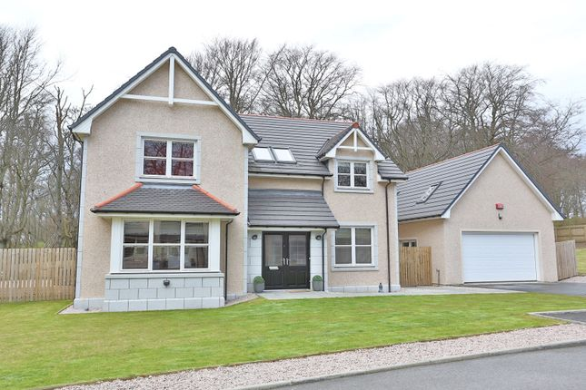 Detached house for sale in Shady Neuk Gardens, Aberdeen