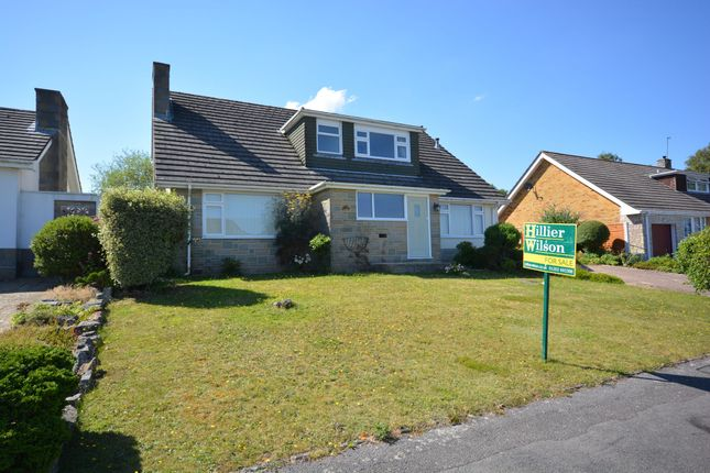 Thumbnail Detached house for sale in Merriefield Avenue, Broadstone