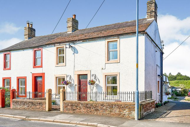 Thumbnail End terrace house for sale in The Green, Dalston, Carlisle, Cumbria