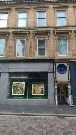 Commercial property to let in Gordon Street, Glasgow
