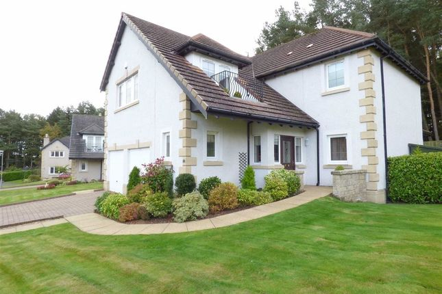 Thumbnail Detached house for sale in Beechgrove Rise, Cupar, Fife
