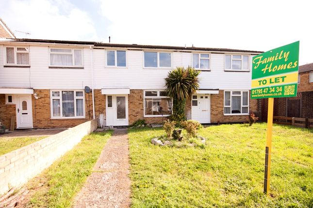 Thumbnail Property to rent in Fern Walk, Murston, Sittingbourne