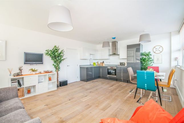 Thumbnail Flat for sale in St Peters Street, Colchester