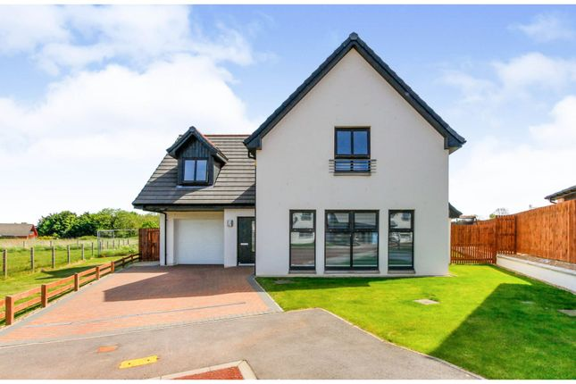 4 bed detached house for sale in Barr Close, Buckie AB56