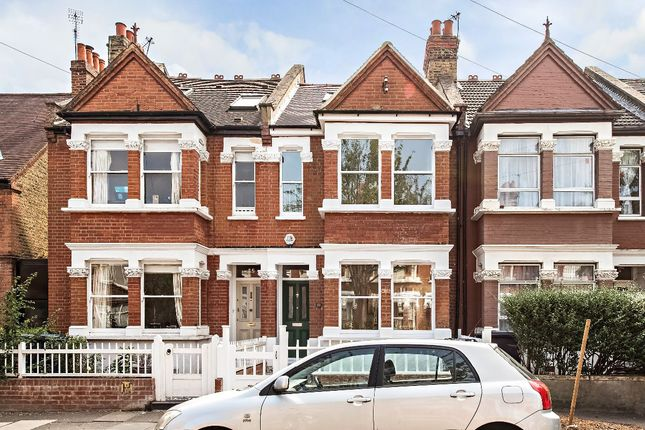 Thumbnail Terraced house to rent in Fielding Road, London