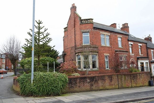 Thumbnail End terrace house for sale in Marlborough Gardens, Carlisle