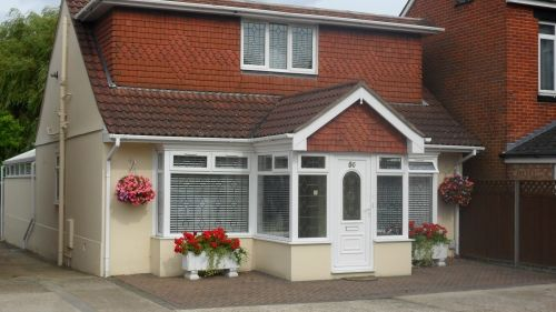 Thumbnail Detached house for sale in Gosport, Hampshire