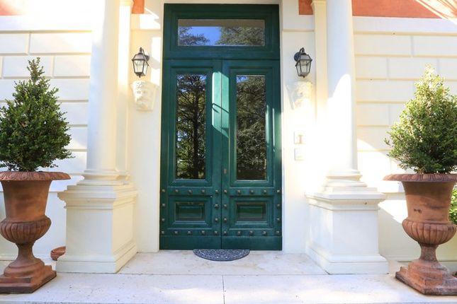 Front Door of Villa Prosperini, Calzolaro, Citta di Castello, Umbria