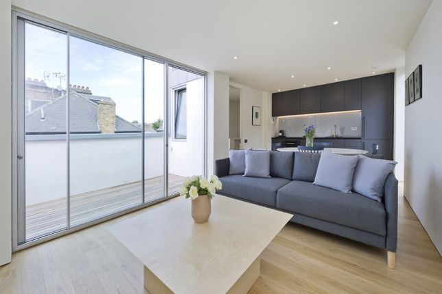 Thumbnail Flat to rent in Adelaide Grove, London